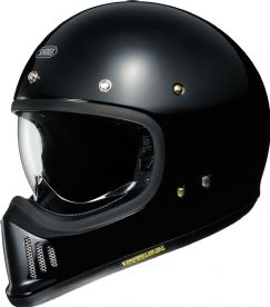Shoei Ex-Zero Gloss Black Helmet